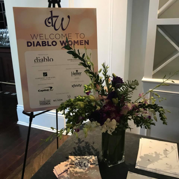 Heller Jewelers Supports STAND! at the Diablo Women Event