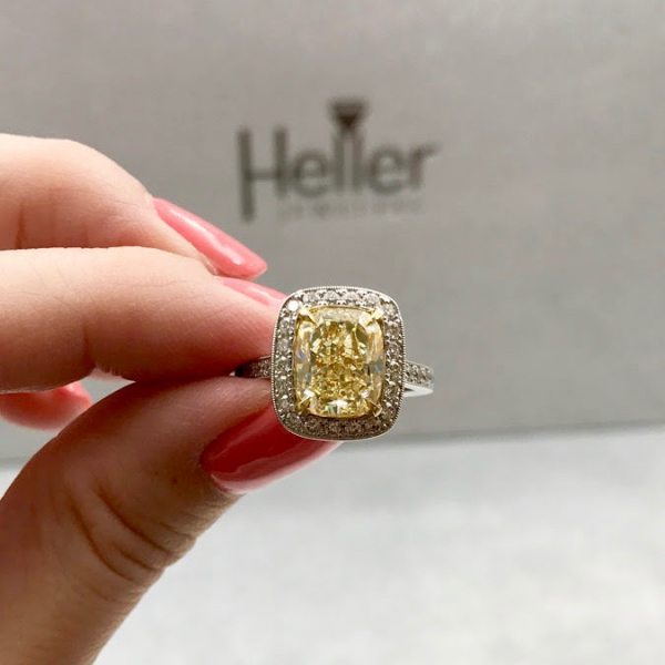 How to Keep Heller Jewelers in Your Facebook News Feed