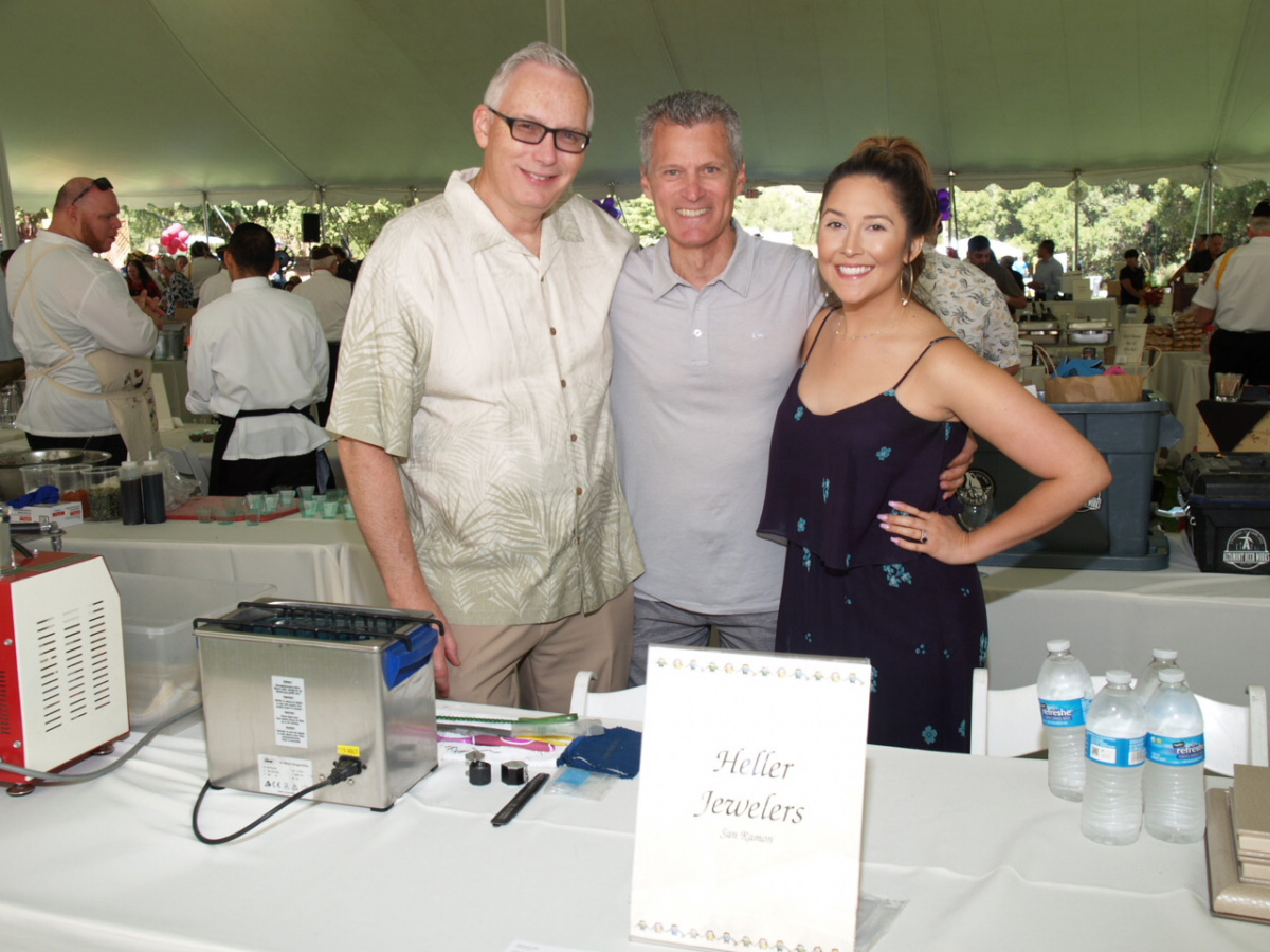 Heller Jewelers Supports The Taylor Family Foundation