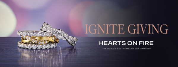 Heller Jewelers and Hearts On Fire Give Back