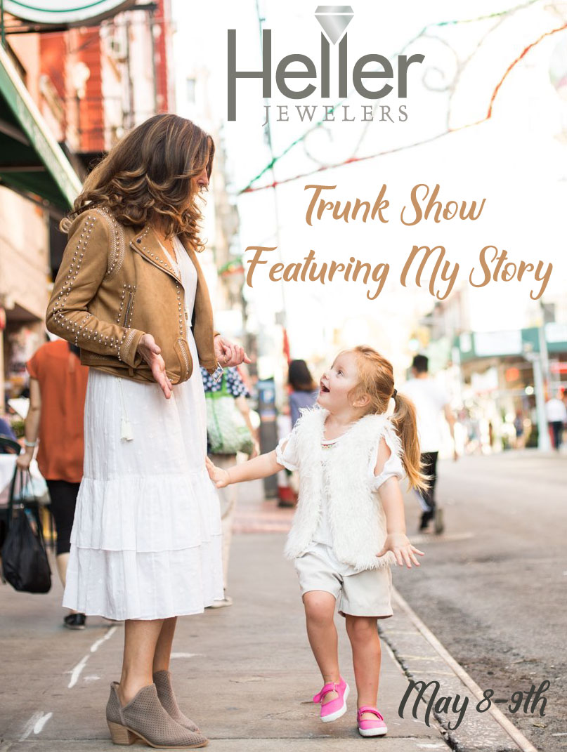 Mother's Day Designer Trunk Show 2019 - My Story