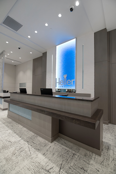 Heller Jewelers Highlights: In Store Magazine's Modern Jewelry Stores Focus